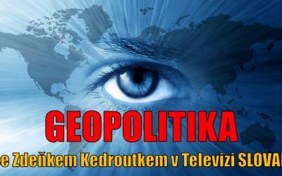 GEOPOLITIKA – co nás čeká po německých volbách? Zdeněk Kedroutek v TV SLOVAN