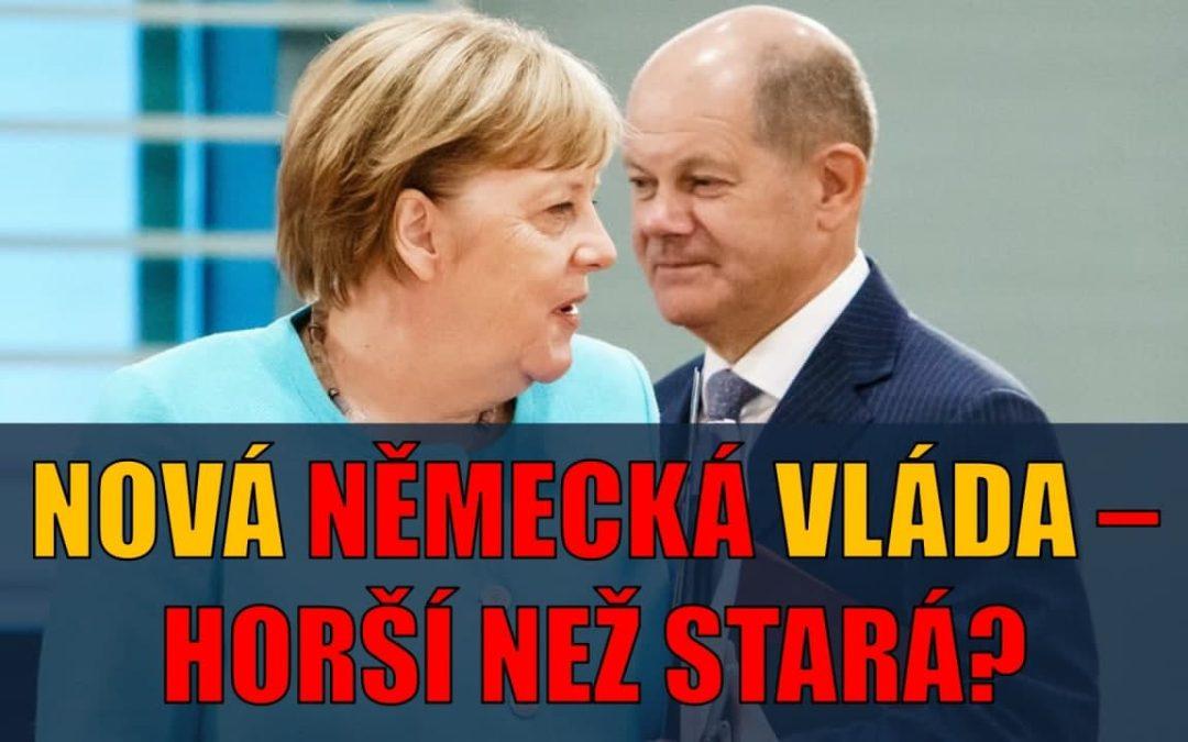 Nová německá vláda – horší než stará?