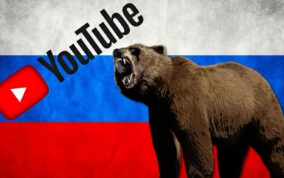 YouTube maže ruský státní kanál – Ruská federace reaguje s ultimátem!